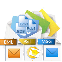 Convert OST emails to Multiple Format